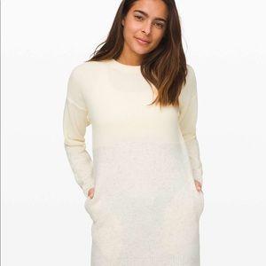 Lululemon Restful intention sweater